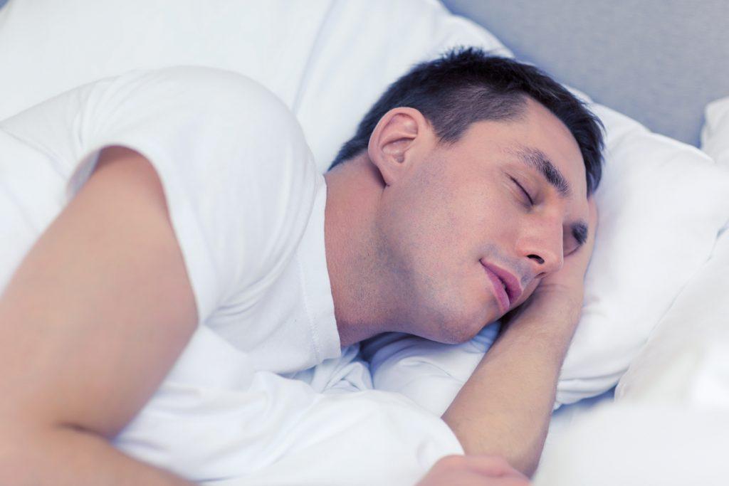 Slaapafhankelijke ademhalingsstoornissen